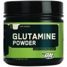 Glutamine Powder аминокислоты, производитель Optimum Nutrition, упаковка банка 600 гр.