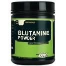 Glutamine Powder, глютамин, аминокислоты, производитель Optimum Nutrition, упаковка банка 300 гр.
