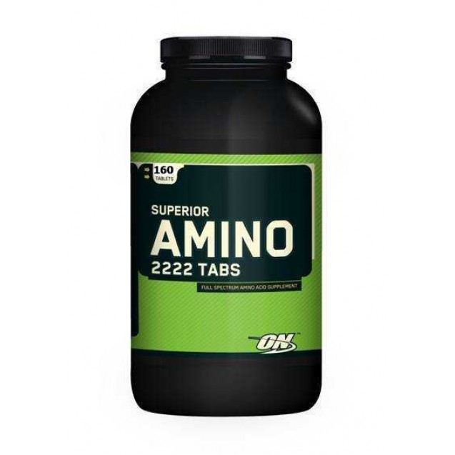 Amino 2222 tabs аминокислоты Optimum Nutrition160 таблеток