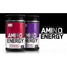 Amino Energy, амино анерджи аминокислоты, спортивное питание, производитель Optimum Nutrition, упаковка банка 585 грамм.