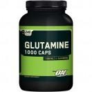 Glutamine 1000 Caps, глютамин, аминокислоты, производитель Optimum Nutrition, упаковка банка 240 капсул