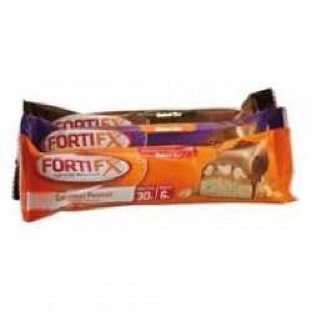 Forti FX Bar, батончики, производитель Bakery Barn, вес 48 гр, упаковка коробка 12 шт