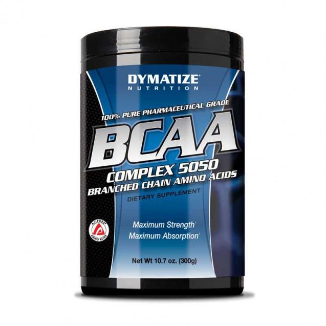 Bcaa powder аминокислоты, производитель Dymatize, упаковка банка 300 гр.
