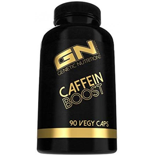 Genetic Nutrition Caffein Boost 90 капсул