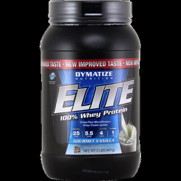 Elite Whey NEW, Dymatize, 907 гр