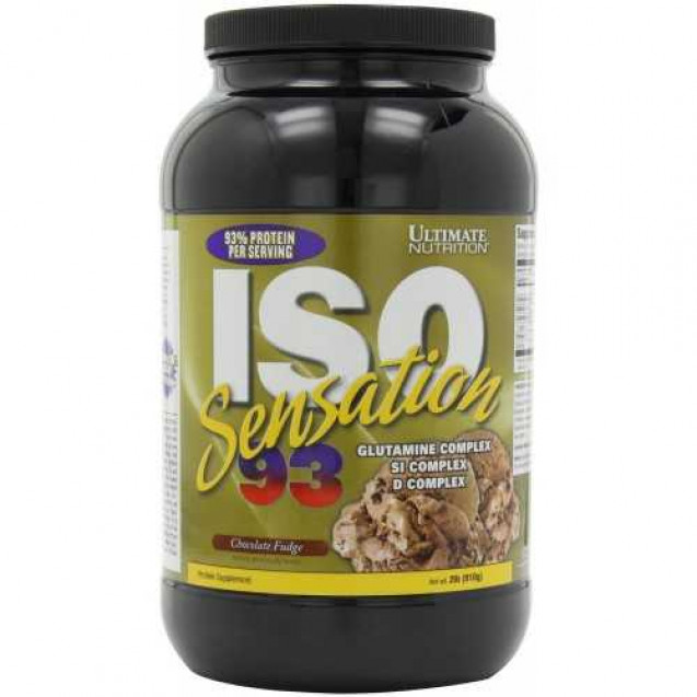 ISO Sensation, Ultimate Nutrition, 2270 гр