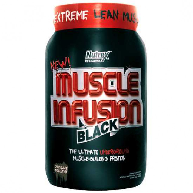 Muscle Infusion 2lb, протеин, Nutrix, 908 гр.