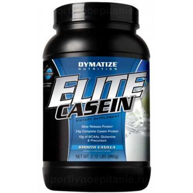 Elite Casein, Dymatize, 908 гр