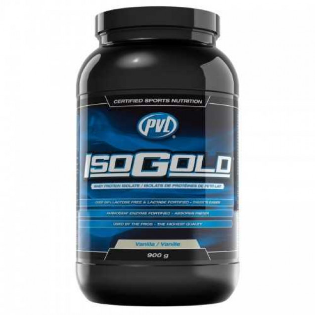 ISO Gold, Fit Foods, 900 гр