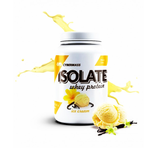 Isolate Whey Protein Cybermass NEW, 908 г